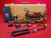 Cannonball Vintage Reborn Series Alto Sax Pete Christlieb Model Brute